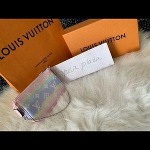 Louis Vuitton Mini pochette scale collection..
